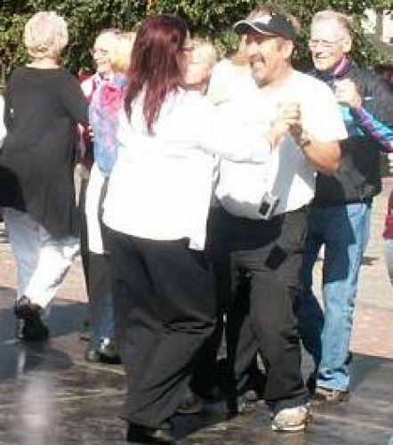 fest dansare rövsex i Karlstad